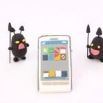 スマートフォンのウイルス対策をしよう!!