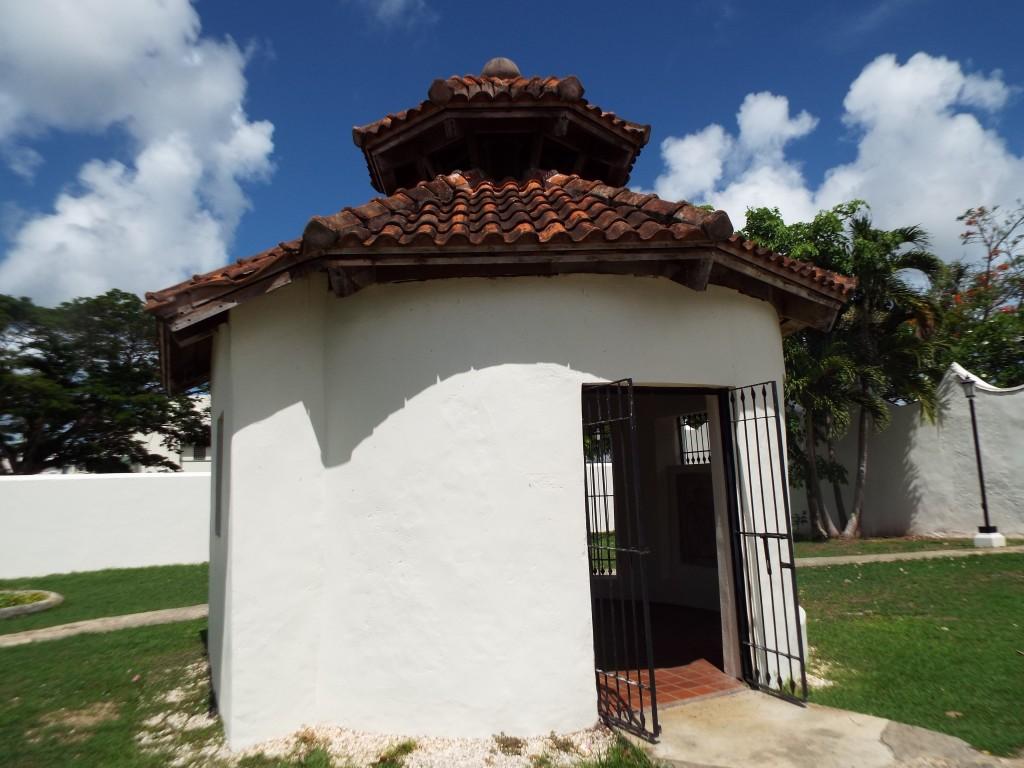 スペイン統治時代のチョコレートハウス